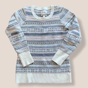 Telluride Clothing Co. Fair Isle Nordic Sweater